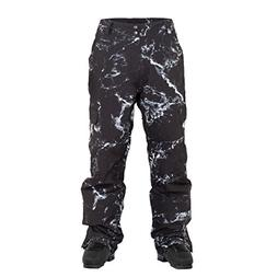 union insulated pants black wash