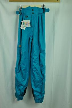 vintage DESCENTE Women's Ski/Snow Pant Water-Resistant sz 10