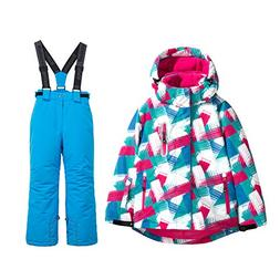 windproof snow jacket insulated ski