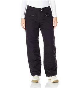 "White Sierra Women's 29"" Inseam Toboggan Insulated Pants, Bl"