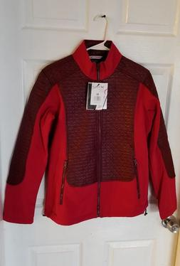 Arctix Women's Blaise Softshell Jacket, Small, Vintage Red S