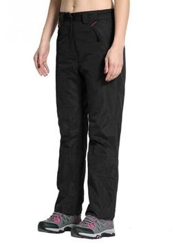 Clothin Women's Insulated Ski Pants Fleece-Lined XS=tag show