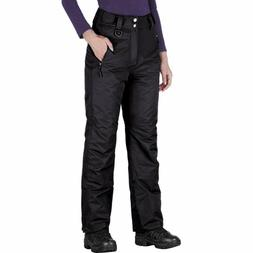 FREE SOLDIER Women's Outdoor Snow Ski Insulated Pants Windpr