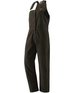 Berne Women's Washed Insulated Bib Overalls - 3X and 4X Reg.