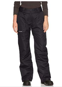 ARTIX Women's Water Proof Insulated Black Snow/Ski Pants Siz