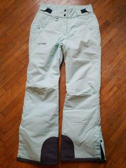 Women Snow Pants Ski Snowboard Insulated Cargo Work Trouser