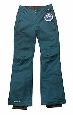 Columbia Womens Arctic Trip Omni-Tech Ski Snow Pants SIZE SM
