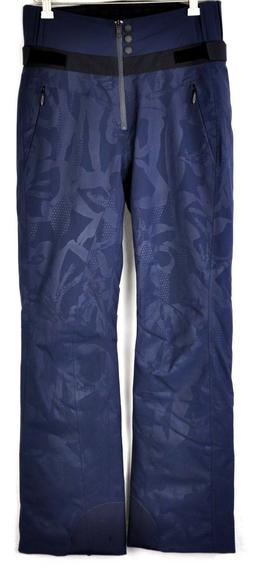 Bogner Womens Fire+Ice Borja Ski Snow Pants 1458 4952 Midnig