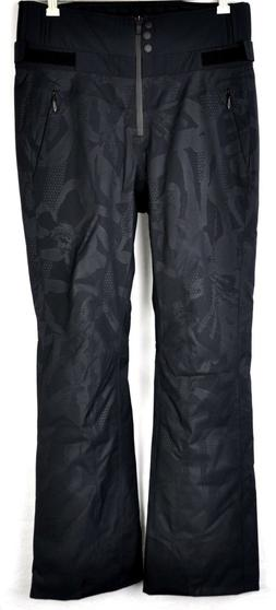 Bogner Womens Fire+Ice Borja Ski Snow Pants 1458 4952 Black