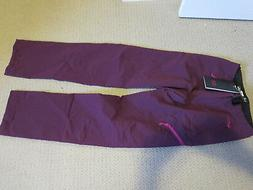 Womens New Arcteryx Gamma AR  Pants Size 4 Color Chandra Pur
