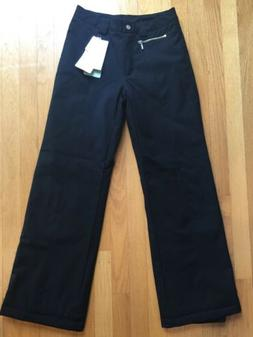 Women's Ski Pants Melissa NILS BLACK Regular Stretch Size