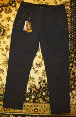 Free Soldier Womens Snow Ski Winter Insulated Cargo Pants Bl
