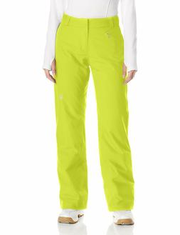 Spyder Womens Winner Ski Pants Insulated Pants Tailored Fit