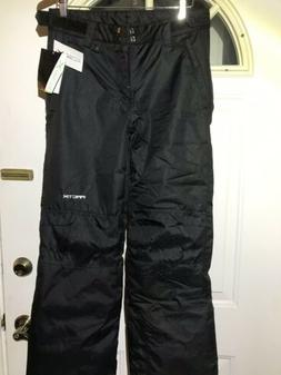 Arctix Youth Boys Snow Pants with Reinforced Knees & Seat Bl