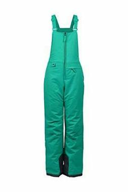 Arctix Youth Insulated Overalls Bib, Medium, Kingfisher