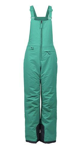 Arctix Youth Insulated Snow Bib Overalls, Kingfisher, X-Smal