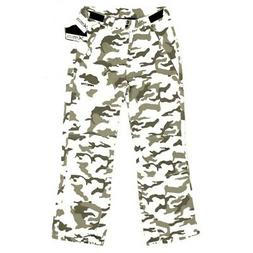 Arctix Youth NEW Reinforced Ski Snowboard Cargo Pants Snow C