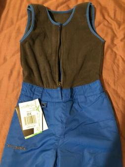 Arctix Youth Size X-Small Insulated Snow Skiing Bib Overalls
