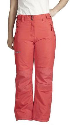 Arctix Youth Snow Pants with Reinforced Knees and Seat, Melo