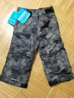 COLUMBIA Youth/Toddler Ice Slope II Ski Snow Pants 2T NWT Wa