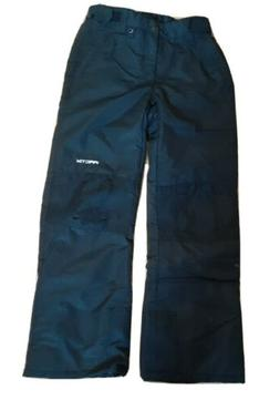 Artix Youth XL Black Ski Snow Pants Insulated And Waterproof